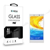 Eiroo General Mobile Discovery Elite Tempered Glass Cam Ekran Koruyucu