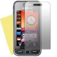 Samsung S5230 Star Anti Glare Ekran Koruyucu Tam 3 Adet
