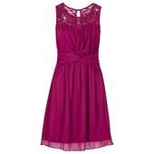 BODYFLIRT Penye elbise - koyu pembe 97200195 17514853