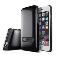 Verus iPhone 6/6S 4.7 Case Slim Hard Slide Series Kılıf Renk Charcoal Black