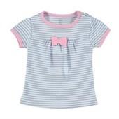 Baby&Kids Fiyonklu Tshirt Mavi 9 Ay 31432734
