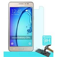 Microsonic Samsung Galaxy On5 Temperli Cam Ekran Koruyucu Kırılmaz Film