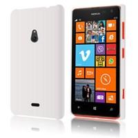 Microsonic Premium Slim Kılıf Nokia Lumia 1320 Beyaz