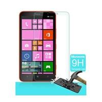 Microsonic Temperli Cam Ekran Koruyucu Nokia Lumia 1320 Kırılmaz Film