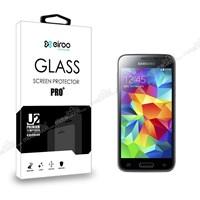 Eiroo Samsung Galaxy S5 mini Tempered Glass Cam Ekran Koruyucu