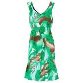 BODYFLIRT Elbise - Yeşil 24519976