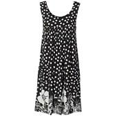 bpc bonprix collection Streç elbise - Siyah 95532695 4045397140065