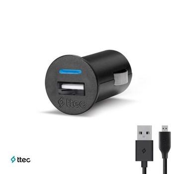 Ttec Compact Araç Şarj Cihazı Micro USB - 2CKC753