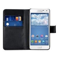 Microsonic Cüzdanlı Deri Samsung Galaxy A5 Kılıf Siyah