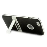 Microsonic Standlı Soft Iphone 6s Plus (5.5'') Kılıf Siyah