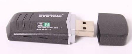 EVEREST ZC-WL0300 USB WIRELES-N DONGLE DRIVER PC
