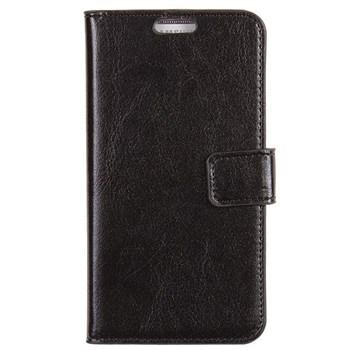 xPhone Nokia XL Cüzdanlı Siyah Kılıf MGSACFNYZ48