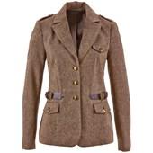 Bpc Selection Tweed Blazer Ceket - Kahverengi 32033224