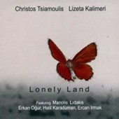 JET PLAK Lonely Land / Christos Tsiamoulis, Lizeta Kalimeri CD
