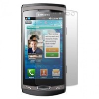 Samsung S8530 Wave II Anti Glare Mat Ekran Koruyucu Tam 3 Adet