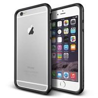Verus iPhone 6/6S 4.7 Case Iron Bumper Series Kılıf - Renk : Titanium