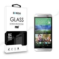 Eiroo HTC One E8 Tempered Glass Cam Ekran Koruyucu