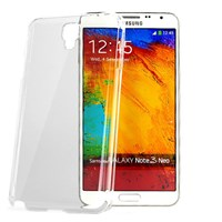 Microsonic Kristal Şeffaf kılıf - Samsung Galaxy Note 3 Neo N7500 N7505
