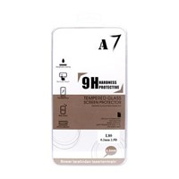 A7 Temperli LG L80 Cam Ekran Koruyucu