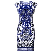 BODYFLIRT boutique Elbise - Beyaz 24486786