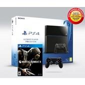 Sony PS4 1 TB + 2.Kol + Mortal Kombat X + Sony Eurasia Garantili
