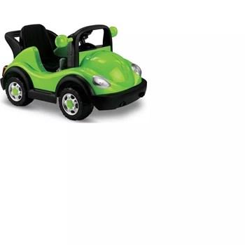 Baby Hope W431R Yeşil Akülü Araba