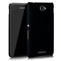 Microsonic Sony Xperia E4 5.0'' Kılıf Premium Slim Siyah