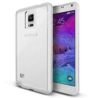 Verus Samsung Galaxy Note 4 Case Crystal Mixx Series Kılıf - Renk : White