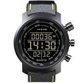 Suunto SS019997000 Terra N Black Yellow Leather Elementum