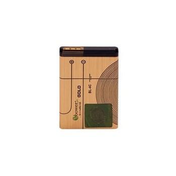 NOKIA BL-4C Gold Bower Original Batarya
