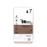 A7 Temperli Samsung Galaxy E7 Cam Ekran Koruyucu