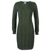 Bpc Bonprix Collection Örgü Elbise - Yeşil 31462547