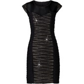 Bodyflirt Penye Elbise - Siyah 32960725