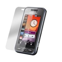 Samsung S5233T Anti Glare Mat Ekran Koruyucu Tam 3 Adet