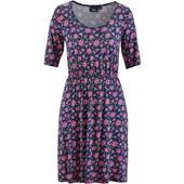 bpc bonprix collection Streç jarse elbise - Mavi 21365570