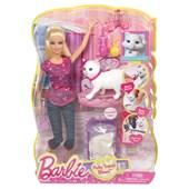 Mattel Barbie'nin Kedisi Tuvalet Eğitimi