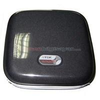 TDK Soundpack Taşınabilir Hoparlör 12'li CD Çantası 136.186 107