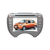Cyclone Nissan Micra Dvd Ve Multimedya Sistemi