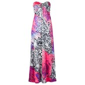 BODYFLIRT boutique Maxi elbise - koyu pembe 24823646