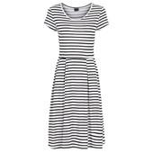 BODYFLIRT Penye elbise - Siyah 92800195 19555915
