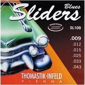 Thomastik Infeld Gitar Aksesuar Elektro Sliders Tel Sl109 31639862