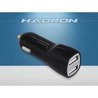 Usb 2 Li Araç Şarjı Hadron Hd8001/250