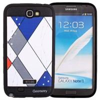 iFace Galaxy Note 2 Taşlı Kılıf Geometry MGSDFLSXIJS