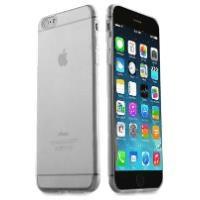 IP-656 Siyah iPhone 6 4.7 Şeffaf Koruyucu Kılıf
