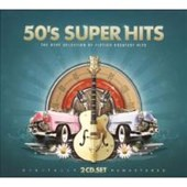 JET PLAK Super Hits From The 50's CD