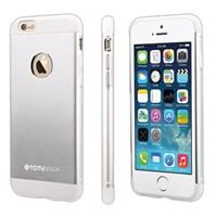 Microsonic Totu Design Knight Series Iphone 6 Plus Kılıf White