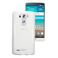 Microsonic LG G3 Clear Soft Şeffaf kılıf