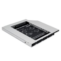 Assmann Dıgıtus® Ssd/hdd Installation Frame For Cd/dvd/blu-ray Drive Slot, Sata To Ide, 12.7 Mm Installation Height