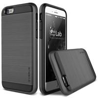 Verus iPhone 6S Case Verge Series Kılıf - Renk : Steel Silver