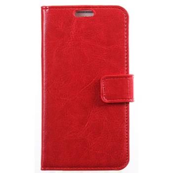 xPhone HTC Desire 500 Cüzdanlı Kırmızı Kılıf MGSFHPGY268